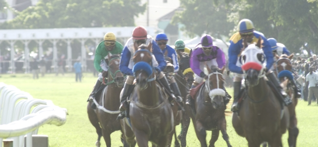 JALON SAMUEL STEALS THE SHOW AT THIS YEAR'S FINAL RACE DAY