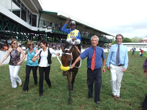 Sandy Lane Barbados Gold Cup 2012
