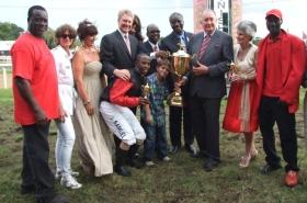 Sandy Lane Barbados Gold Cup 2012