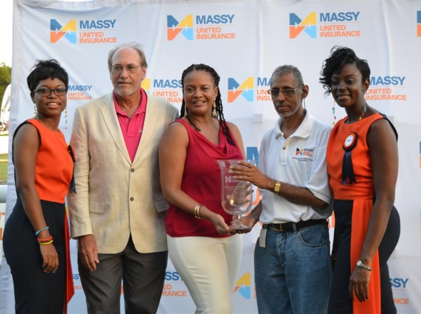 Raceday of August 30, 2014 (The Massy United Insurance Barbados Derby)
