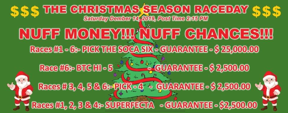NUFF MONEY!!! NUFF CHANCES!!!