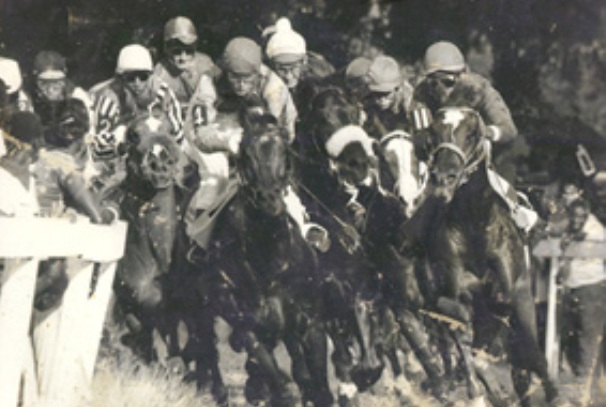 Racing in the past